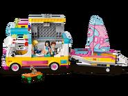 41681 Le camping-car et le voilier de la forêt 15