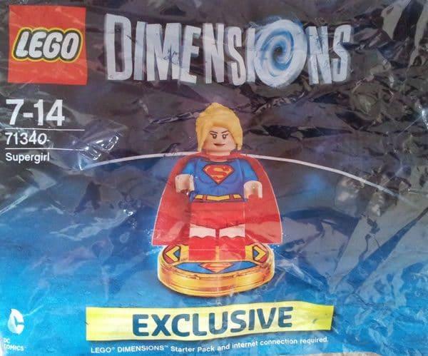 71340 Supergirl Polybag