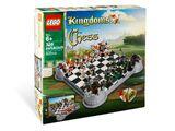 853373 Kingdoms Chess Set