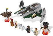 Anakin's Jedi Interceptor