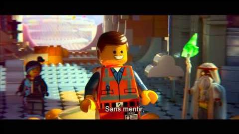 La Grande Aventure Lego - Bande annonce 2 - VOST