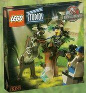 Lego jurrasick park 2001-2003