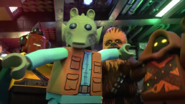 Party guests have fun (Lego Star Wars special)