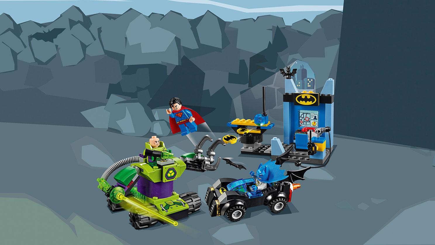 10724 Batman et Superman contre Lex Luthor