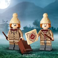 71028 Minifigures Série 2 Harry Potter 6