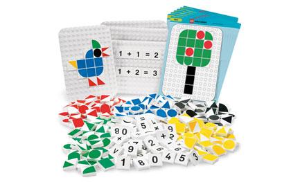 9531 Numbers and Mosaics Set