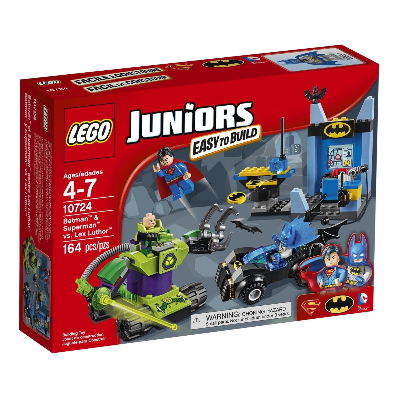 10724 Batman™ & Superman™ vs. Lex Luthor™