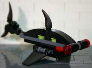 Brickmaster Atlantis Hammerhai