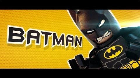 The LEGO® Movie - Meet Batman-0
