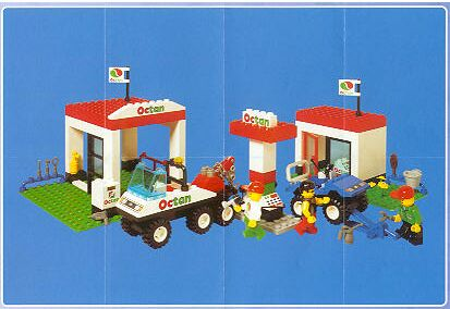 6548 Octan Gas Station