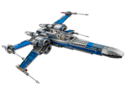 75149 Resistance X-wing Fighter 2