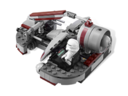 8091 Republic Swamp Speeder 5