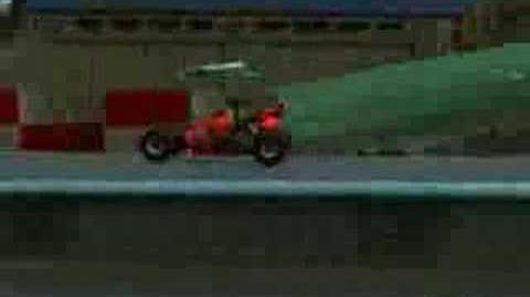 Drome Racers Intro