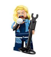 LEGO Black Canary Alternate