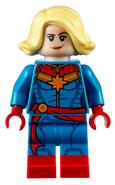 LEGO Captain Marvel custom