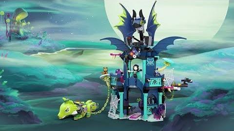 Nocturas Turm und die Rettung des Erdfuchses 41194 - LEGO Elves - Product animation