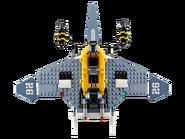 70609 Le bombardier Raie Manta 6