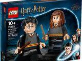 76393 Harry Potter & Hermione Granger