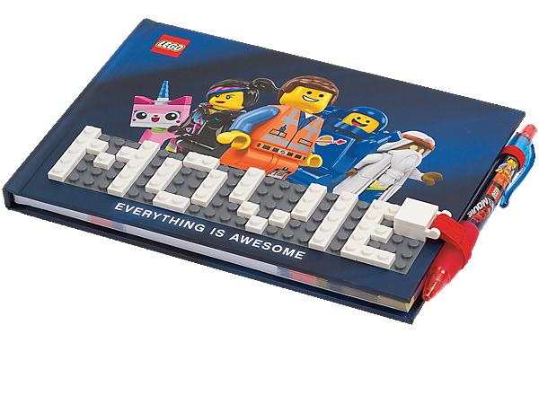 850898 Ensemble de papeterie La Grande Aventure LEGO