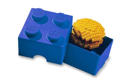 926097 Lunchbox Blue