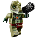Guerrier Crocodile