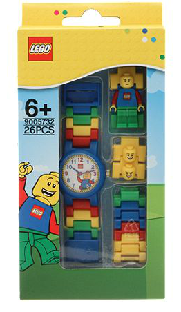 5002207 LEGO Classic Minifigure Link Watch