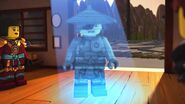 Ronin hologramme-La trahison de Ronan