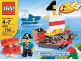6192 Pirate Building Set