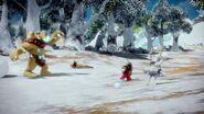 Boules de neige 1-Une pente très très glissante