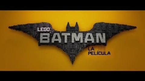 LEGO BATMAN LA PELÍCULA - Trailer 1 - Oficial Warner Bros