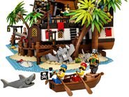 21322 Les pirates de la baie de Barracuda 10
