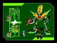 Chameleon and Assault combiner model