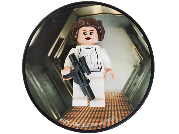 850637 Aimant Princesse Leia