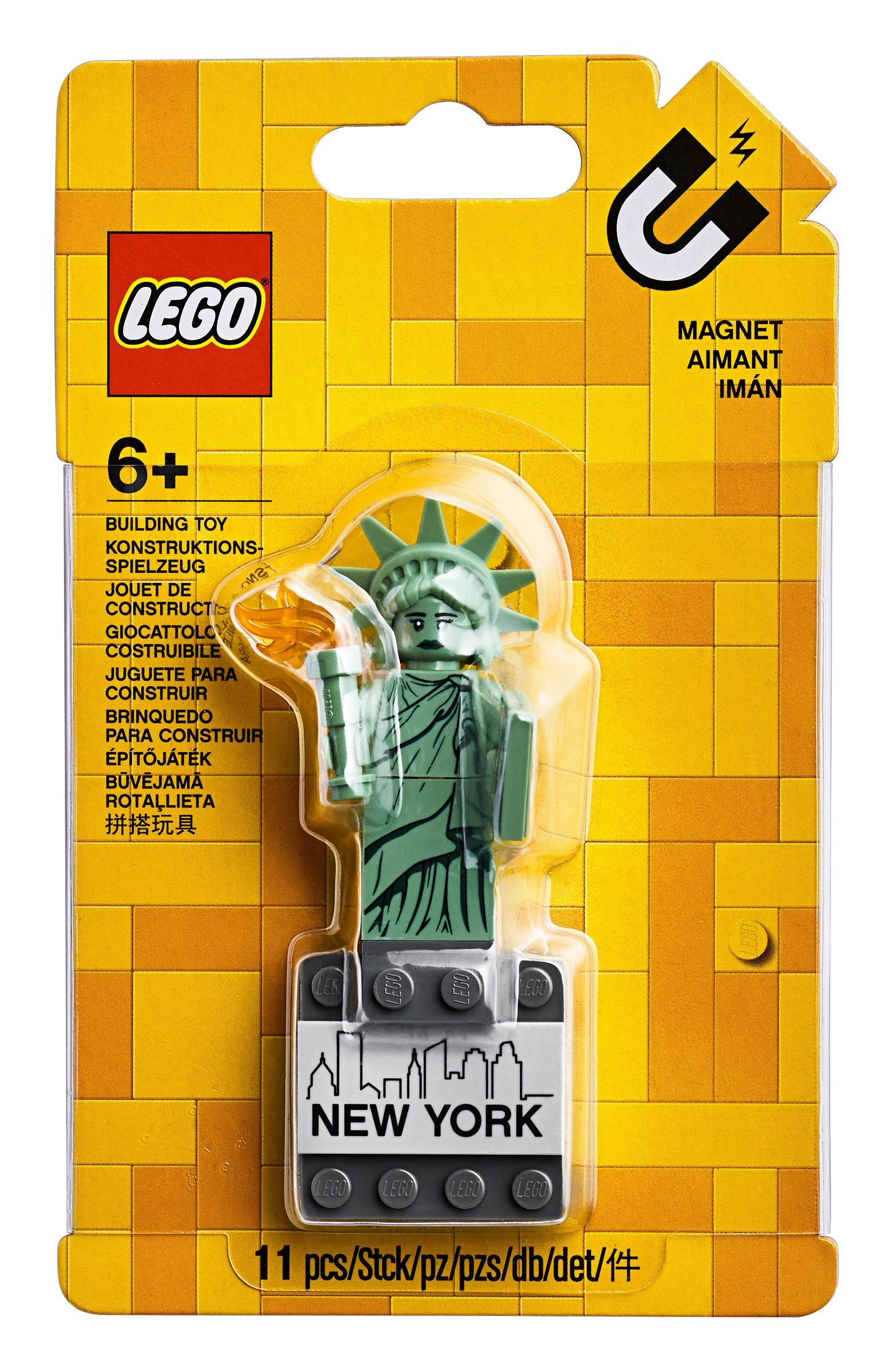 854031 Statue of Liberty Magnet