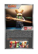 Carte Loki en