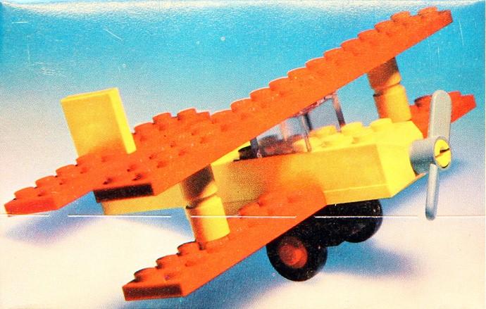 613 Biplane