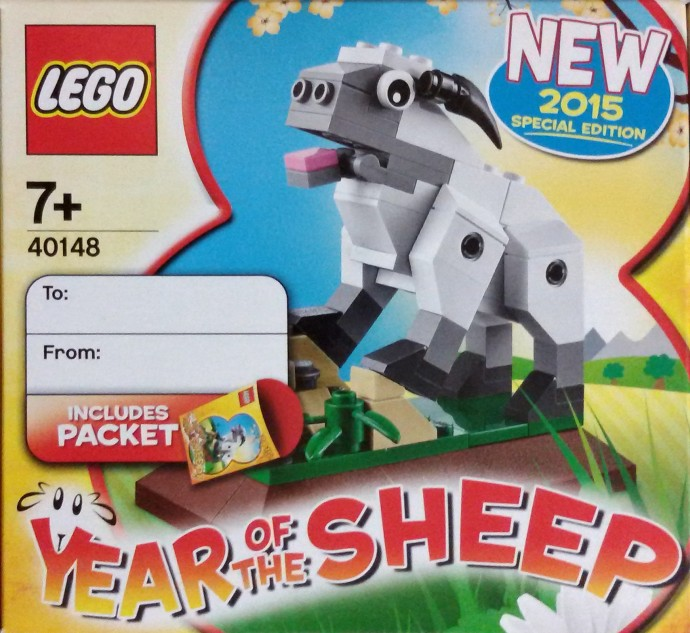 40148 Year of the Sheep