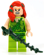 Poison ivy other face