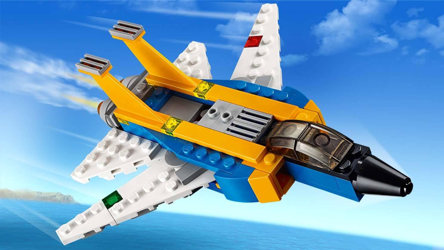 31042 L'avion à réaction