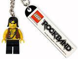 4579730 LEGO Rock Band Promotional Key Chain