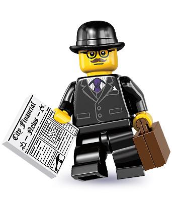 Businessman (Minifigures)