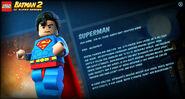 Superman LB2 stats