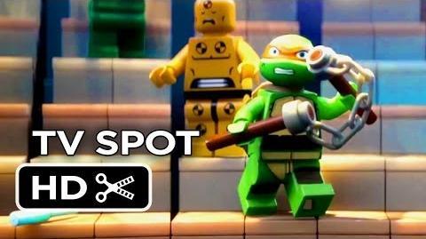 The Lego Movie Official TV SPOT - This Man (2014) - Chris Pratt Movie HD