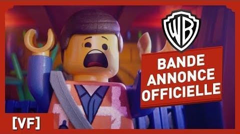 La Grande Aventure LEGO 2 - Bande Annonce Officielle (VF) - Arnaud Ducret TAL