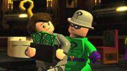 Lego riddler