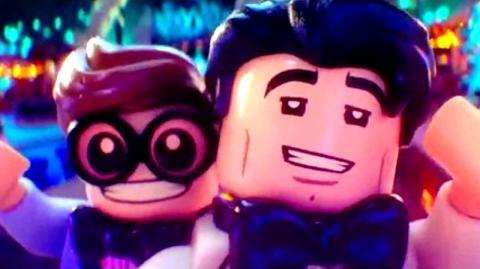 THE LEGO BATMAN MOVIE TV Spot 22 - Batman's Son (2017) Animated Comedy Movie HD