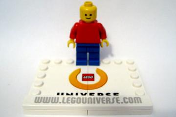 LEGO Universe Promotion 2008