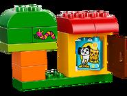 10570 Boîte de briques et d'animaux 5