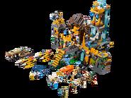 70010 Le temple de la tribu Lion