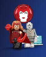 71031 Minifigures Série Marvel Studios 6
